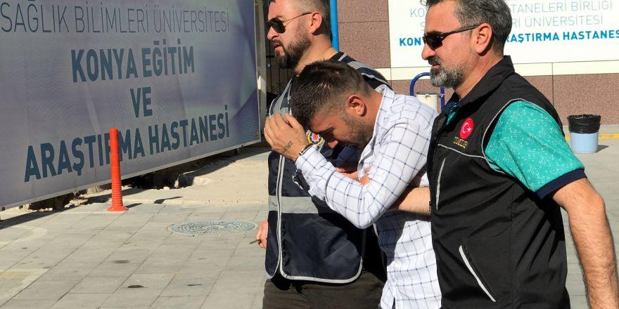 Konya'da uyuşturucu operasyonu: 30 gözaltı