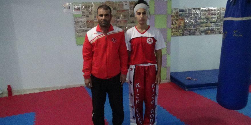 Annesinin ısrarıyla spora başladı, Türkiye şampiyonu oldu