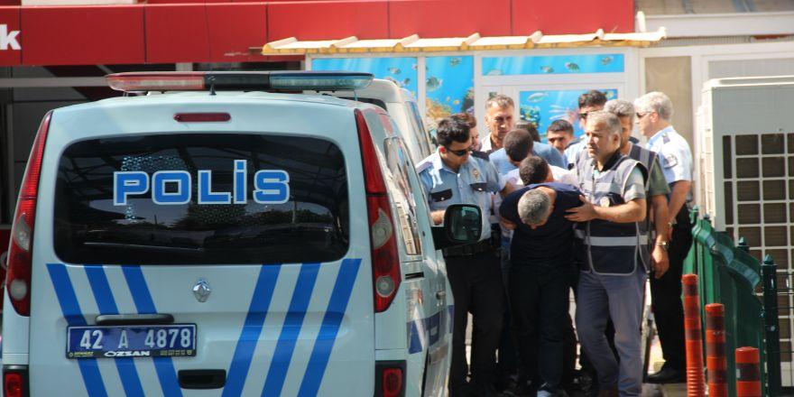 Konya'da suç makineleri yakalandı