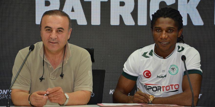 Konyaspor'un tarihine geçmek istiyor
