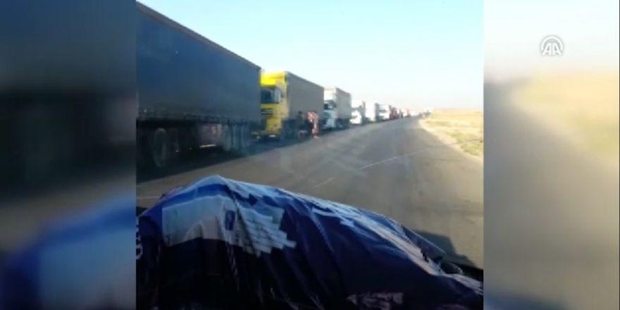 ABD'nin PKK/PYD'ye askeri yardımı sürüyor