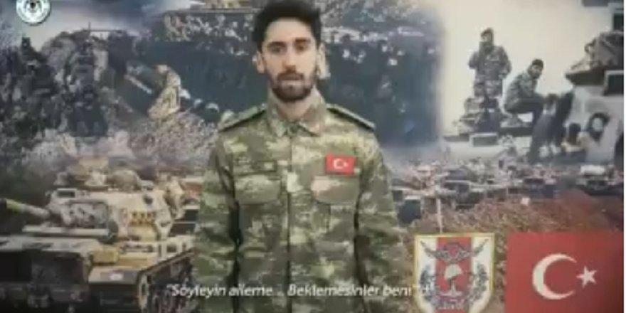 Konyaspor'dan Afrin mesajı
