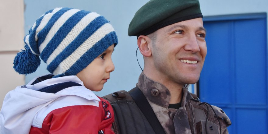 Konya Özel Harekat'tan Afrin çıkarması