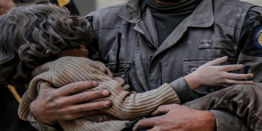 Rejim hayat kurtarıcı tıbbi malzemeleri Doğu Guta'ya sokmadı