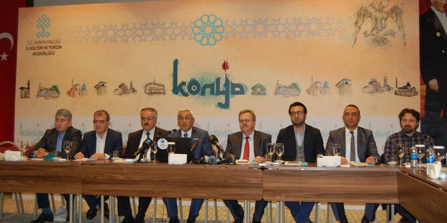 Konya'nın tanıtım filmi hazırlandı