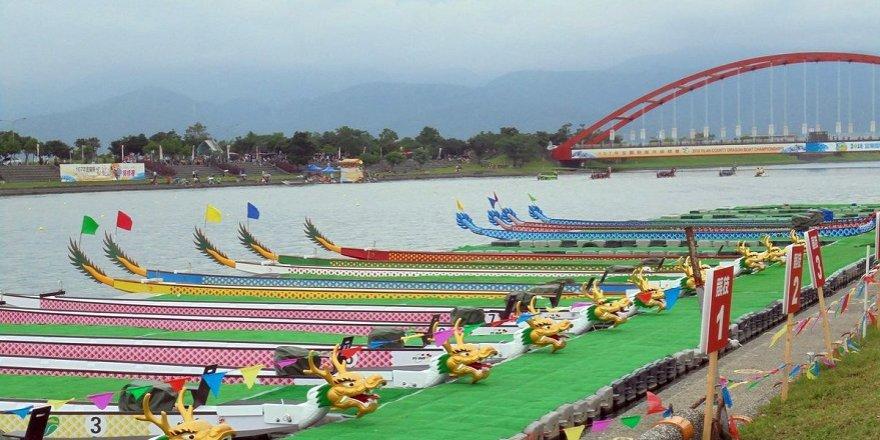 Çin'de Ejderha Teknesi Festivali'nin kazananları belli oldu