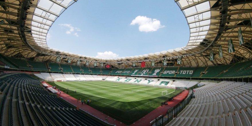 Stadyum, Süper Kupa finaline hazırlanıyor
