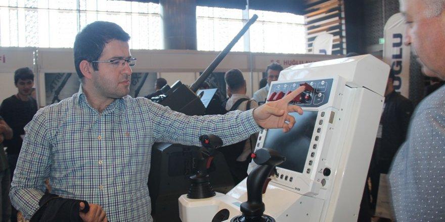 Yerli ve milli silahlar, Konya'da sergileniyor