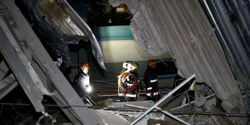 Ankara-Konya seferi yapan YHT kapa yaptı
