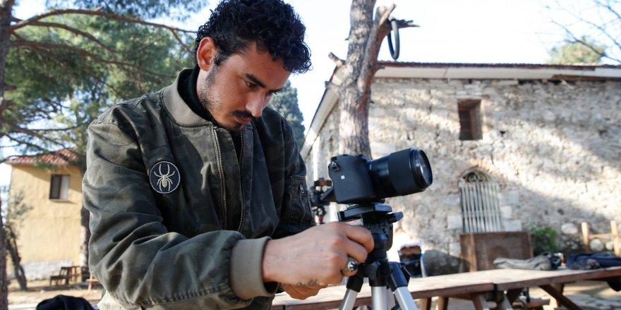 Köylünün tiyatro macerası kısa filmle dünyaya açıldı