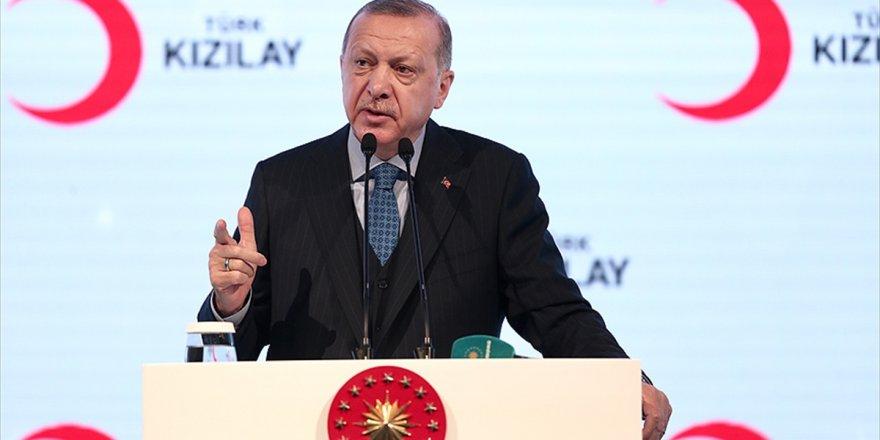 Cumhurbaşkanı Erdoğan: 4 milyon Suriyeli sığınmacının döneceği güvenli bölgeler oluşturacağız