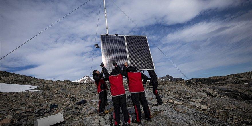 Türkiye'nin Antarktika'daki ilk meteoroloji istasyonu kuruldu