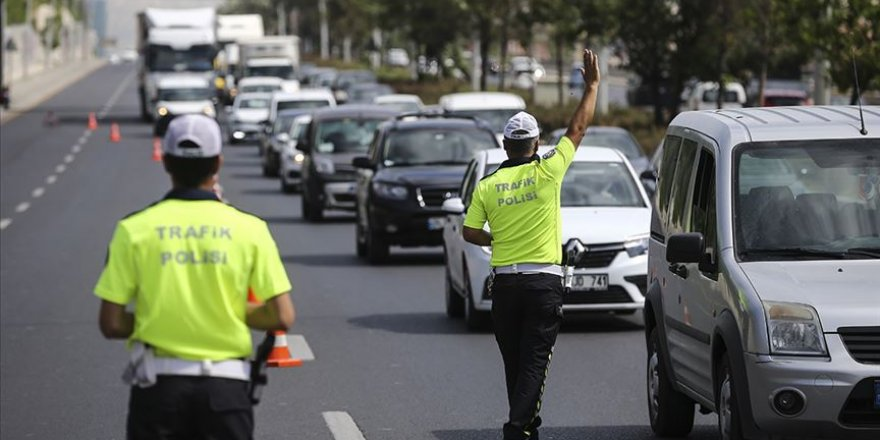 Ramazan Bayramı öncesi trafik tedbirleri artırıldı