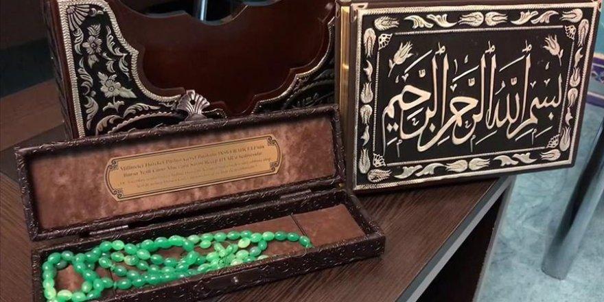 Bahçeli'den İslamiyet'i ezanla tanıtan müezzine hediye