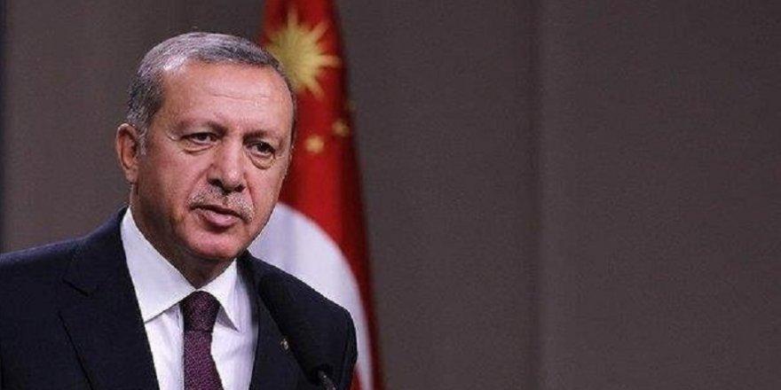 Cumhurbaşkanı Erdoğan'ın Ramazan Bayramı Mesajıj