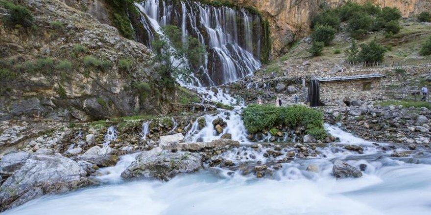 Kapuzbaşı Takım Şelaleleri doğal güzelliğini koruyacak