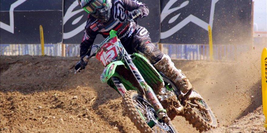 Dünya Motokros Şampiyonası Afyonkarahisar'da yapıldı