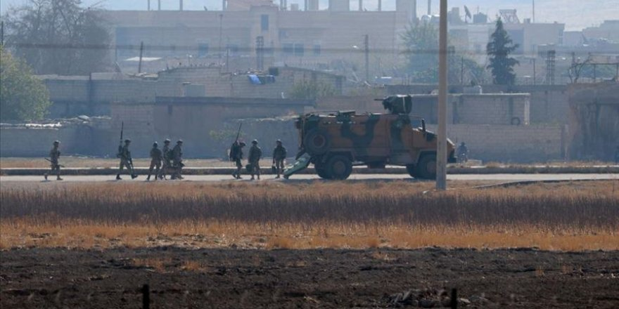 Tel Abyad'da askeri hareketlilik