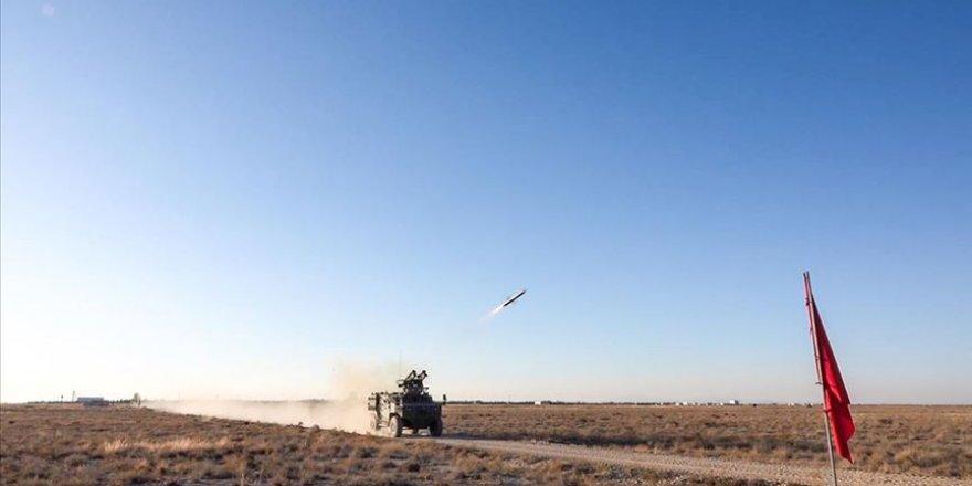 Tank avcıları muharebe sahasına ısınıyor