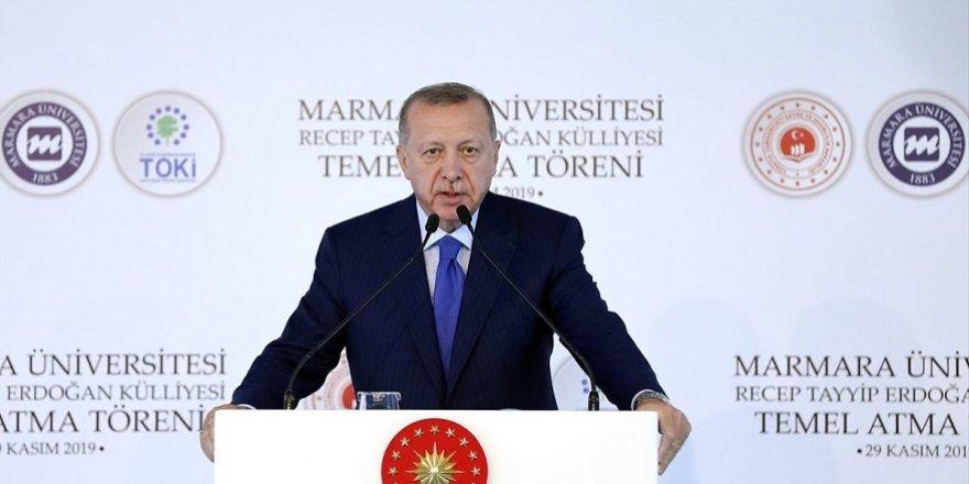 Cumhurbaşkanı Erdoğan: Türkiye'yi NATO'dan çıkarmak-çıkarmamak… Bu senin (Macron) haddine mi?