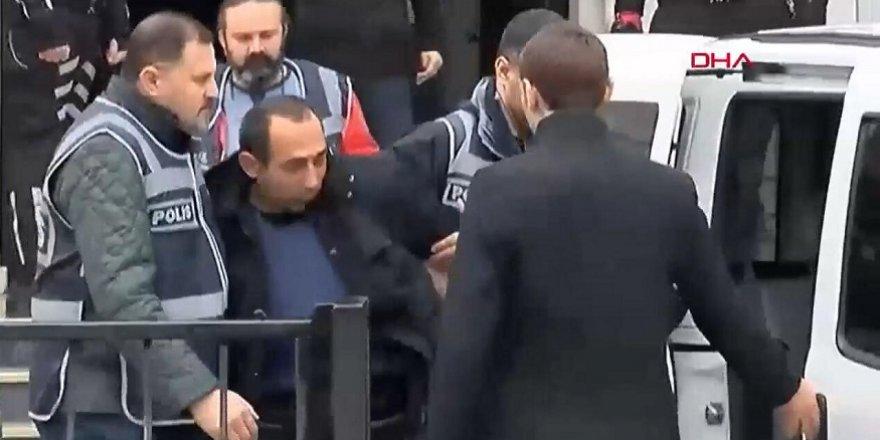 Ceren Özdemir'in katil zanlısı adliyeye gönderildi