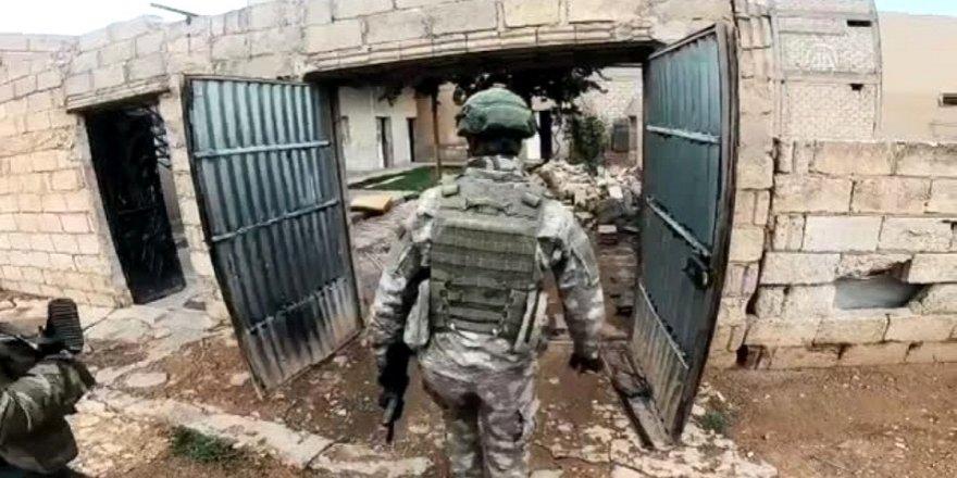 Barış Pınarı Harekat bölgesinde patlayıcı temizliği sürüyor
