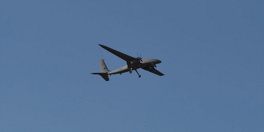 Akıncı TİHA, ilk uçuş testini gerçekleştirdi