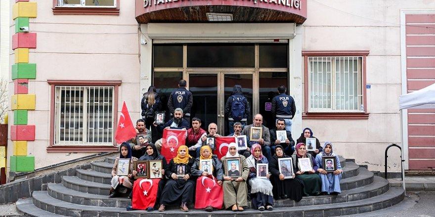 Diyarbakır annelerinin evlat nöbeti 100. gününde