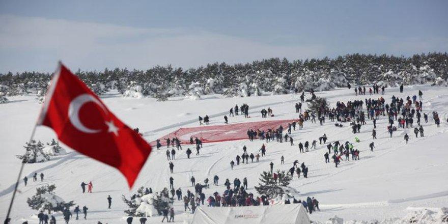 Türkiye Sarıkamış Şehitlerine Yürüyor