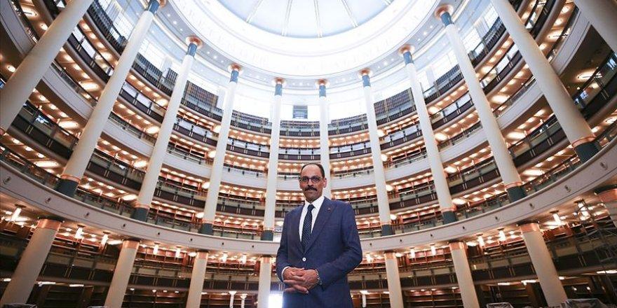 Cumhurbaşkanlığı Kütüphanesi açılıyor