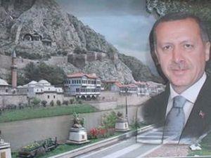 3 boyutlu Recep Tayyip Erdoğan