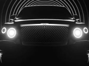 Yeni gözüyle Bentley SUV