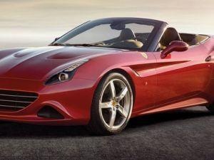 Ferrari California T Türkiye'de...