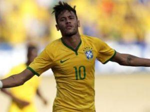 Neymar 90'a astı, '200' dedi!