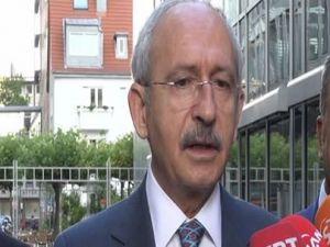 Kılıçdaroğlu'ndan Ekmeleddin İhsanoğlu gafı