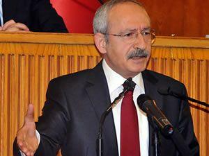 Kılıçdaroğlu Yumruğunu Masaya Vurdu!