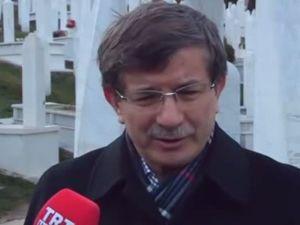 Dışişleri Bakanı Davutoğlu - Saraybosna