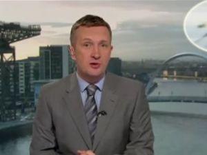 BBC bülteninde örümcek avı