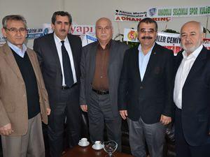 Konya Yörükleri ve Türkmenleri Derneği'nden Ziyaret