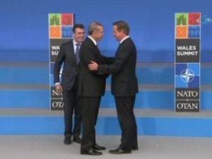 Cumhurbaşkanı Erdoğan NATO zirvesinde