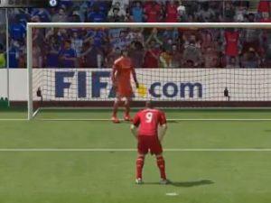 FIFA 15'teki İnanılmaz Penaltı Hatası