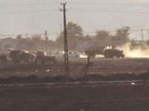 IŞİD sınırdaki araçları böyle çaldı
