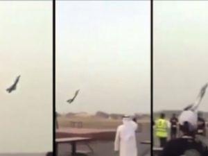 F-16'yla insanları korkutan şaka